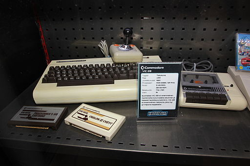 Commodore_VIC-20_Tietokonemuseo